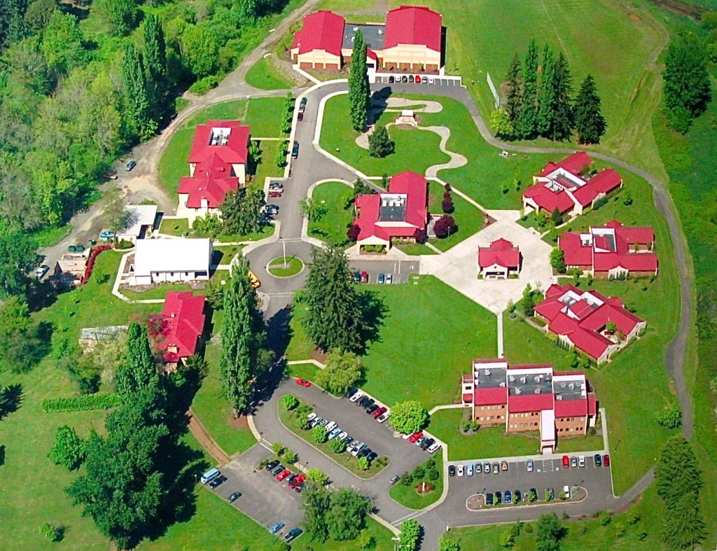 New Campus Aerial View